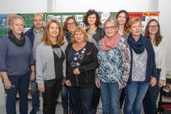 das Team des Dittes-Grundschule Plauen